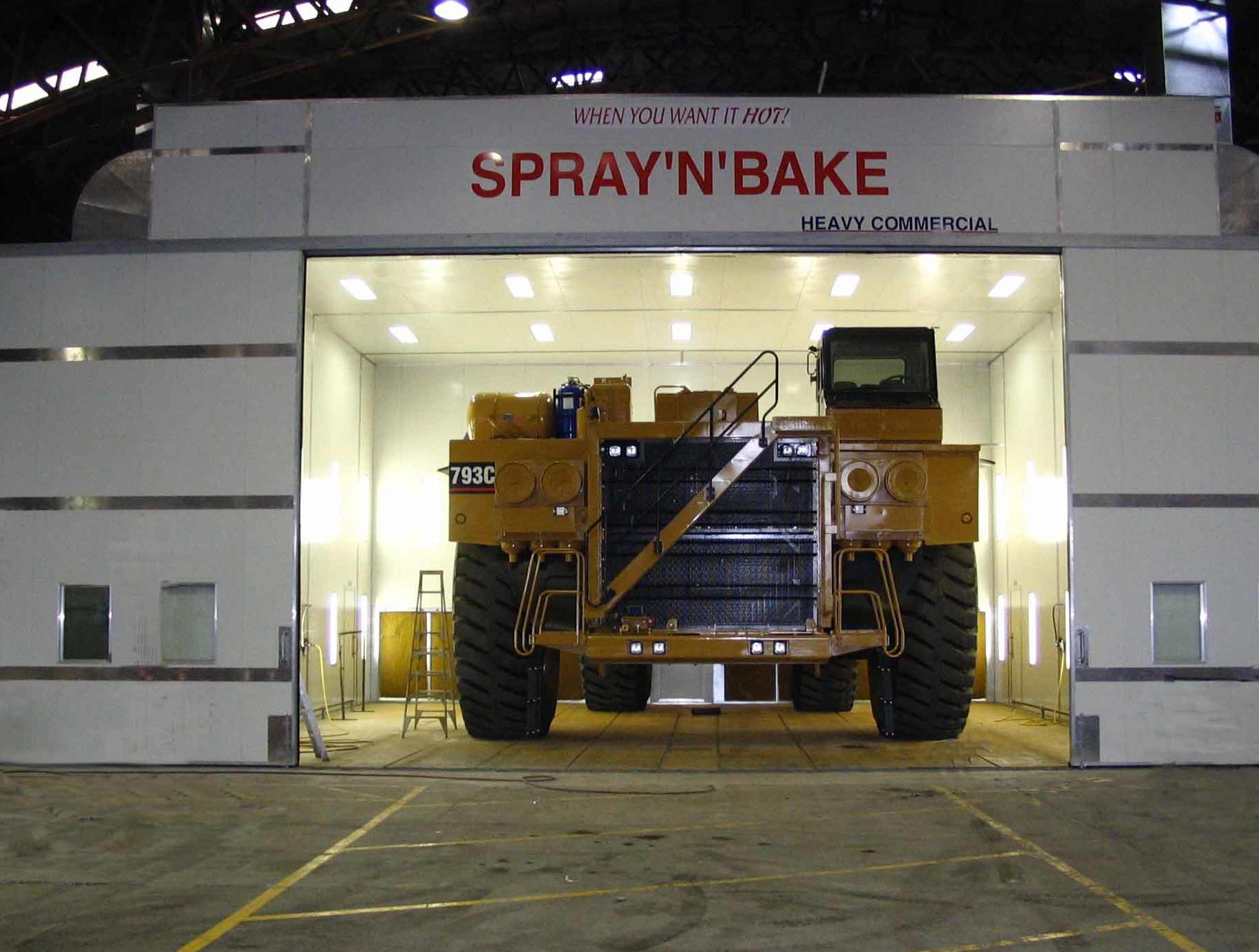 Spray Booths Australia Spray Booths Spray N Bake Spray